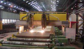 Macchine taglio in linea - ITTL - Linea a caldo - 1